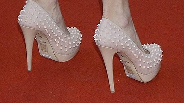Metka na butach