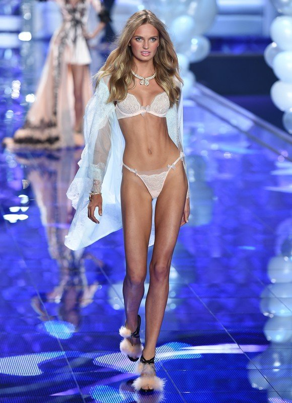 vThe Victorias Secret Fashion Show London 2014 in Earls Court, London, UK on December 2, 2014.  Pictured: Romee Strijd