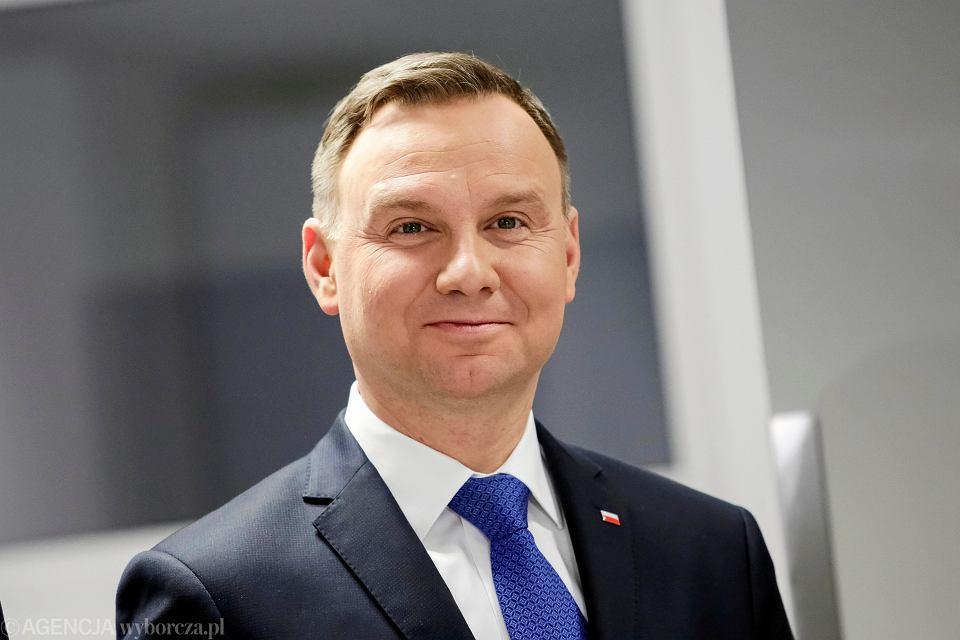 Prezydent Andrzej Duda o marszu 11 listopada ...