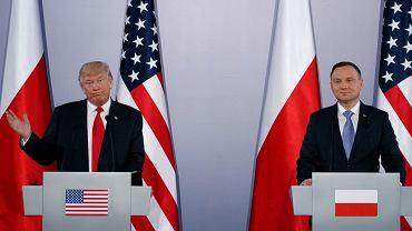 Poland EU Trump
