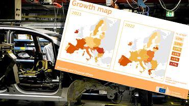 Wzrost gospodarczy w UE