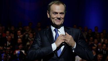 )Krajowa Konwencja PO - Tusk oddaje wladze