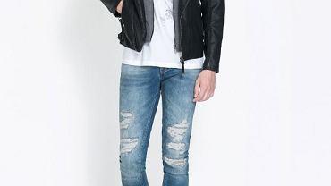 Kurtka z kolekcji Zara. Cena: 499 zł
