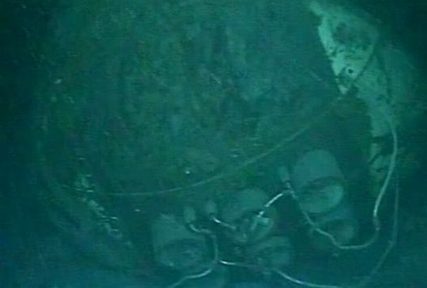Wrak okrętu ARA San Juan