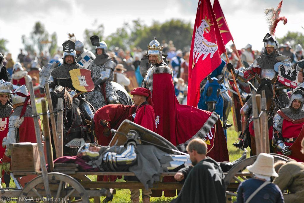 Rekonstrukcja historyczna bitwy pod Grunwaldem
