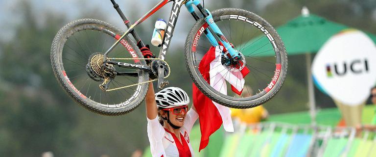 To koniec pięknej kariery olimpijskiej! Maja Włoszczowska bohaterką: Wzór, przyjaciel