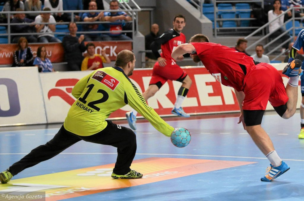 PGNiG Superliga, piłka ręczna. Orlen Wisła Płock - Wybrzeże Gdańsk 35:21 (17:11)