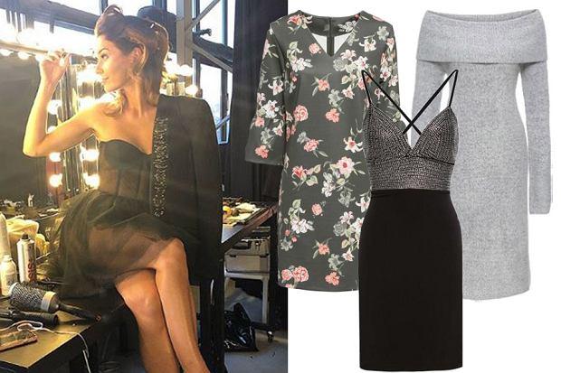sukienki black friday / mat. partnera / www.instagram.com/paulinasykutjezyna/