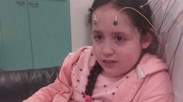 Molly Ingham cierpi na nieuleczalną chorobę