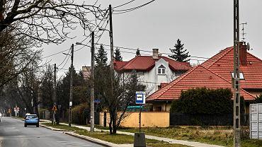 Domy przy ul. Podchorążych