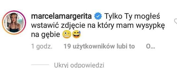 Komentarz Marceli Leszczak