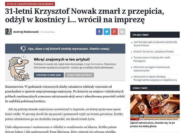 Dziennik Bulwarowy ma ciekawą ofertę