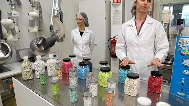 Mondelez International otworzył pilotażową fabrykę gum do żucia i cukierków