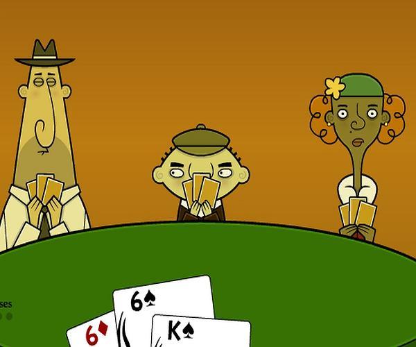 Pokerowa twarz