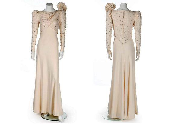 Suknia księżnej Diany kupiona w second-handzie za 200 funtów