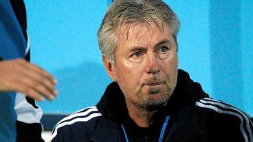 Jan Kocian, trener Ruchu