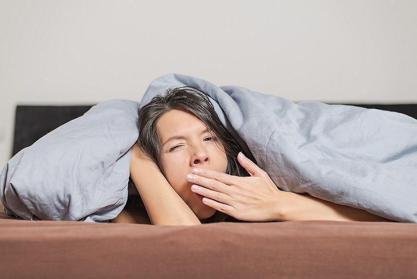 Nieodpowiednia ilość snu
