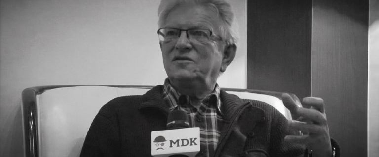 Kazimierz Kowalski nie żyje. Śpiewak operowy miał 70 lat