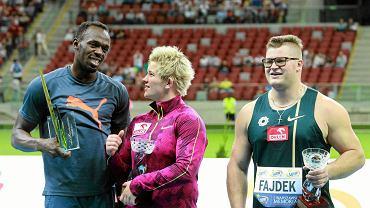 Stadion Narodowy. Największe gwiazdy Memoriału Kamili Skolimowskiej 2014: Usain Bolt, Anita Włodarczyk i Paweł Fajdek