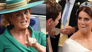 Afera z mężem księżniczki Eugenii już ma dalszy ciąg. Sarah Ferguson zabrała głos. Taka teściowa to skarb