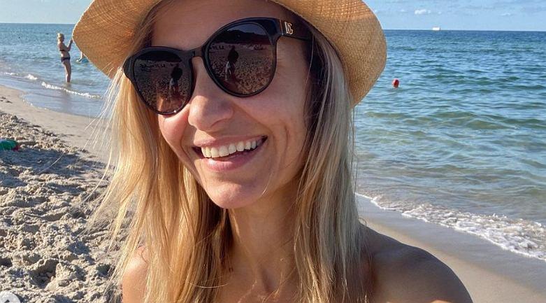 Joanna Koroniewska wybrała się z rodziną nad Bałtyk. 'Za to kocham polskie morze' (zdjęcie ilustracyjne)