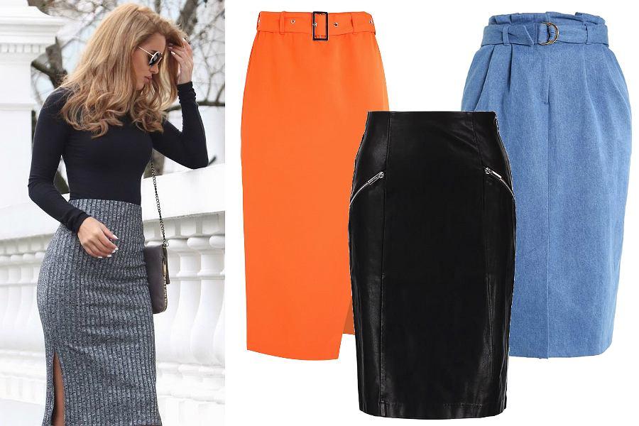 Spódnice modelujące sylwetkę - ołówkowe / fot. nadaadelle.com / mat. partnera
