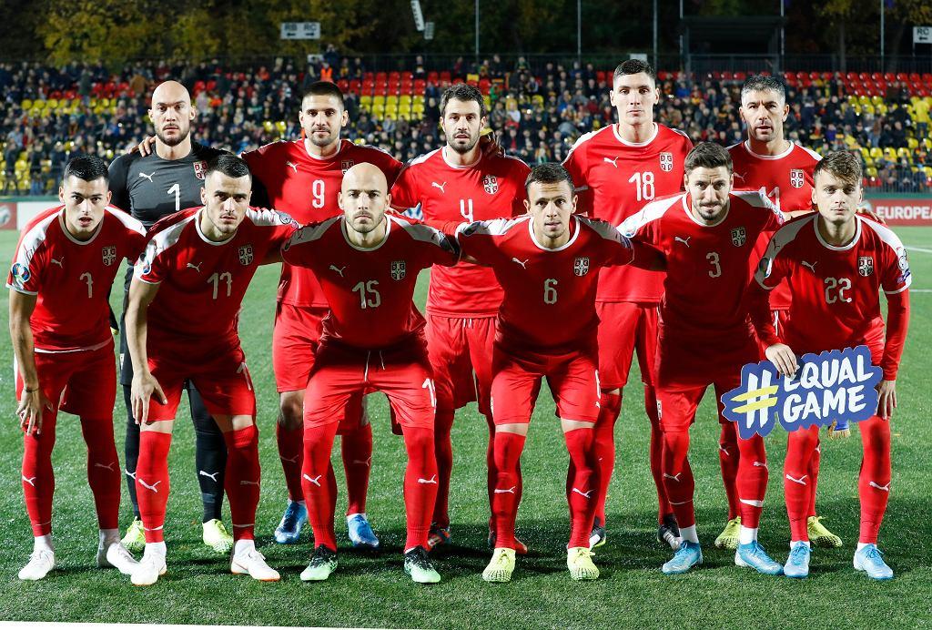 UEFA ukarała reprezentację Serbii