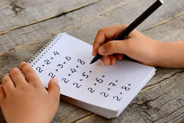 Tabliczka mnożenia: jak nauczyć dziecko sprawnego mnożenia?