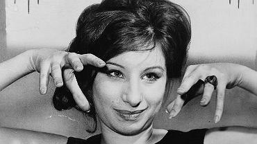 Barbra Streisand w 1962 roku
