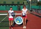 Daria Kuczer wygrywa debla w turnieju z cyklu Tennis Europe
