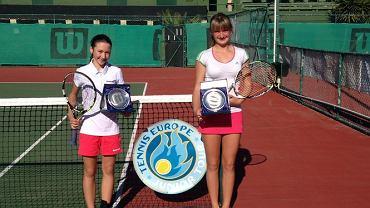 Daria Kuczer i Wiktoria Kulik wygrały turniej na Malcie