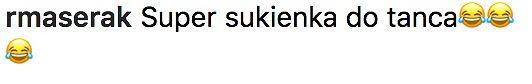 Komentarz Rafała Maseraka