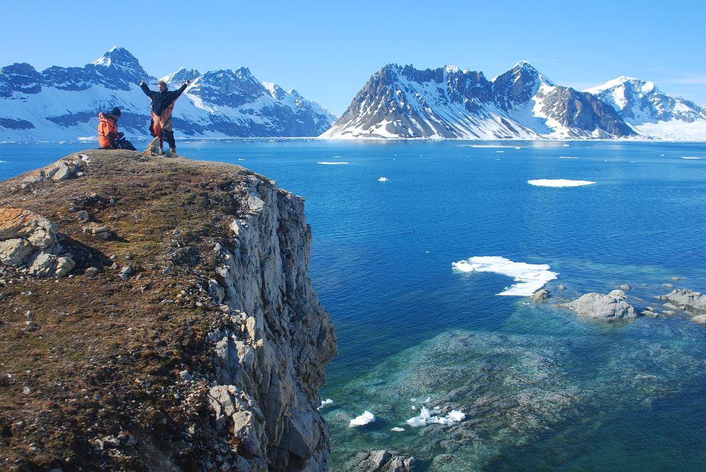 Spitsbergen - lato. Badania ekosystemów polarnych