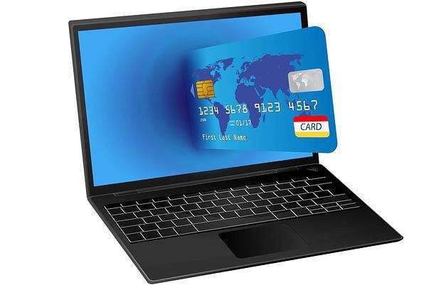 Poradnik: kupujemy prezenty w sieci, Płać kredytówką