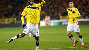 Belgia - Kolumbia 0:2