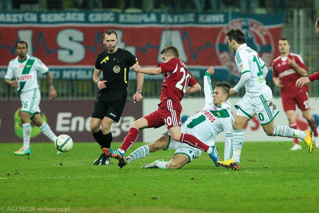 Lechia Gdańsk - Wisła Kraków 0:0