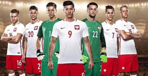 Polska Reprezentacja w piłce nożnej na Euro 2016