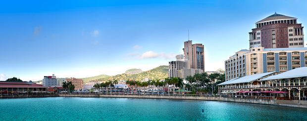 Port Louis - stolica Mauritiusa