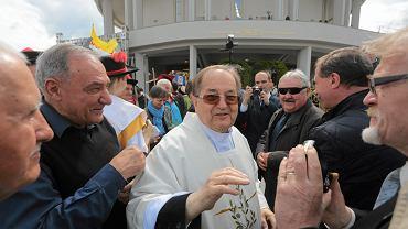 Sanktuarium Najświętszej Marii Panny Gwiazdy Nowej Ewangelizacji i Świętego Jana Pawła II w Toruniu, 18 grudnia 2015