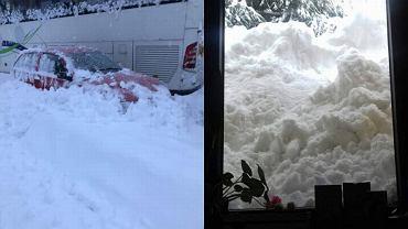 Atak zimy w Polsce. Niektóre miejscowości są zasypane i odcięte od świata