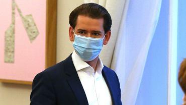 Austria wprowadza całkowity lockdown. Nowe zakażenia 'de facto eksplodują'