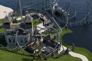 Lech Coaster to największa w Europie Środkowej i Wschodniej kolejka górska. Zbudują ją w Chorzowie