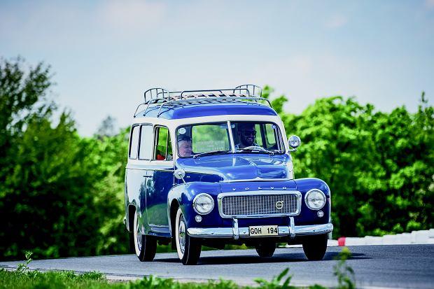 Auto dla szwedzkiego ogrodnika? Może i tak wygląda, ale daje więcej frajdy niż sportowe coupé P1800 S.
