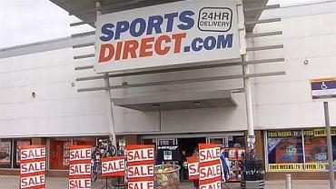 Logo firmy Sports Direct