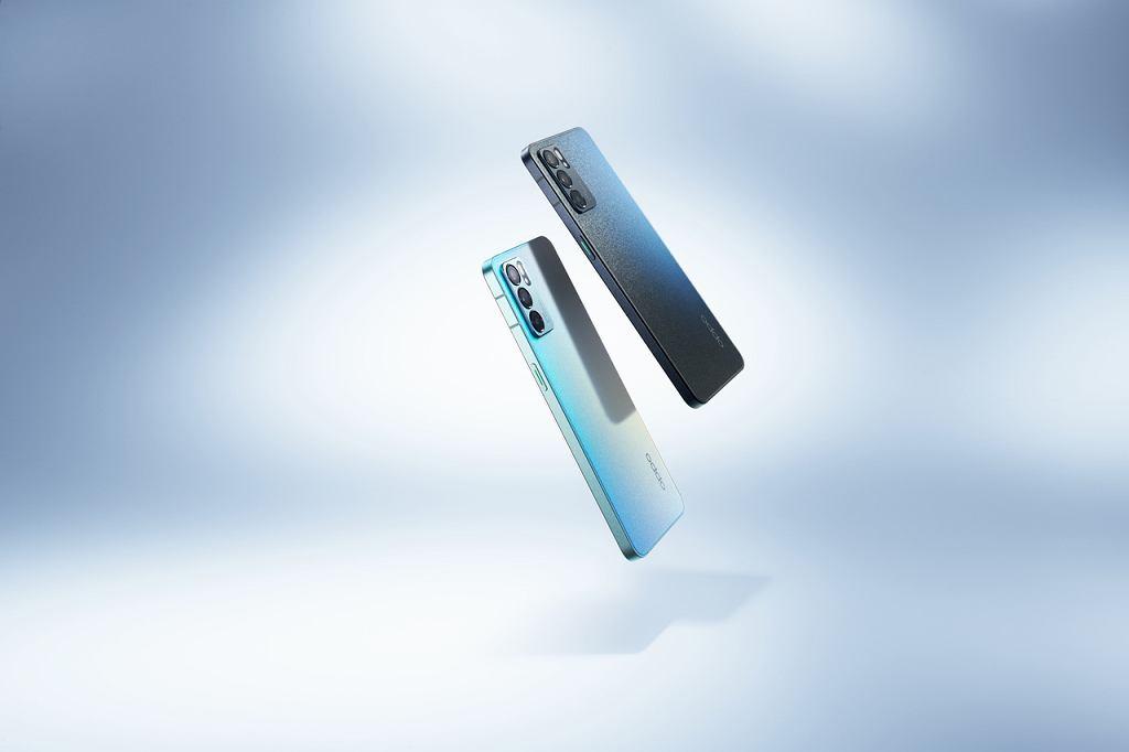 Oppo zaprezentowało smartfony Reno 6 i Reno 6 Pro