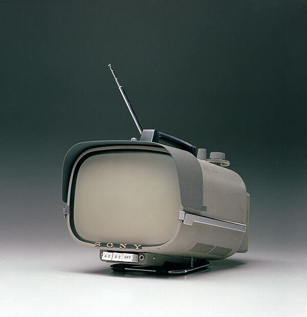 Telewizor Sony z 1960 roku