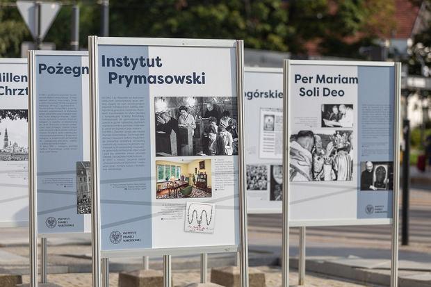Zdjęcie numer 8 w galerii - Prymas Tysiąclecia - wystawa o kard. Stefanie Wyszyńskim w centrum Torunia