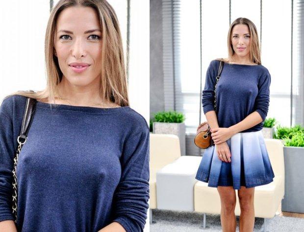 Ewa Chodakowska, bez stanika, piersi, sutki, biust