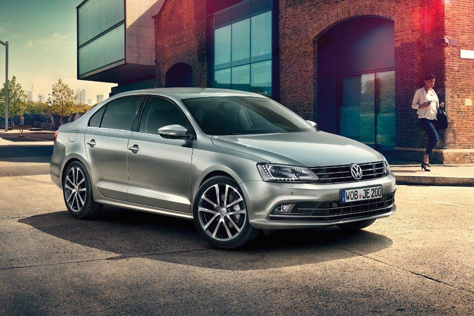 Volkswagen Jetta po liftingu