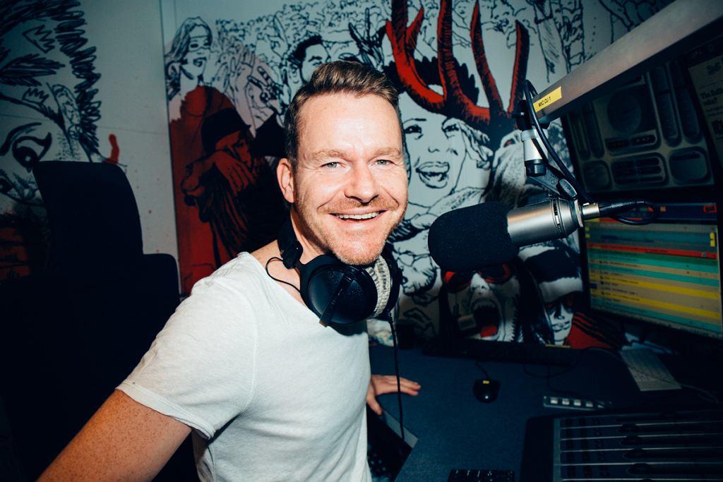 Marek Starybrat dołączył do zespołu Rock Radia.